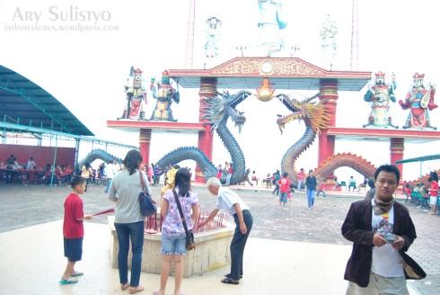 Hong San Tang, Kelenteng Sanggar Agung di Kenjeran Surabaya